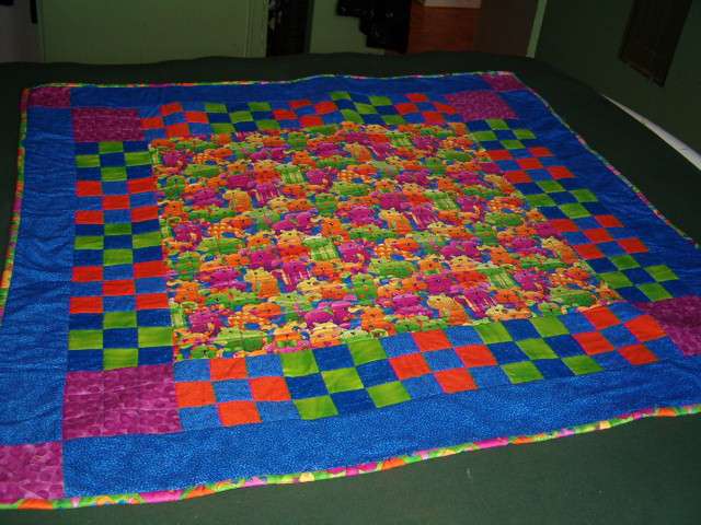 Oh where did this Quilt end up?