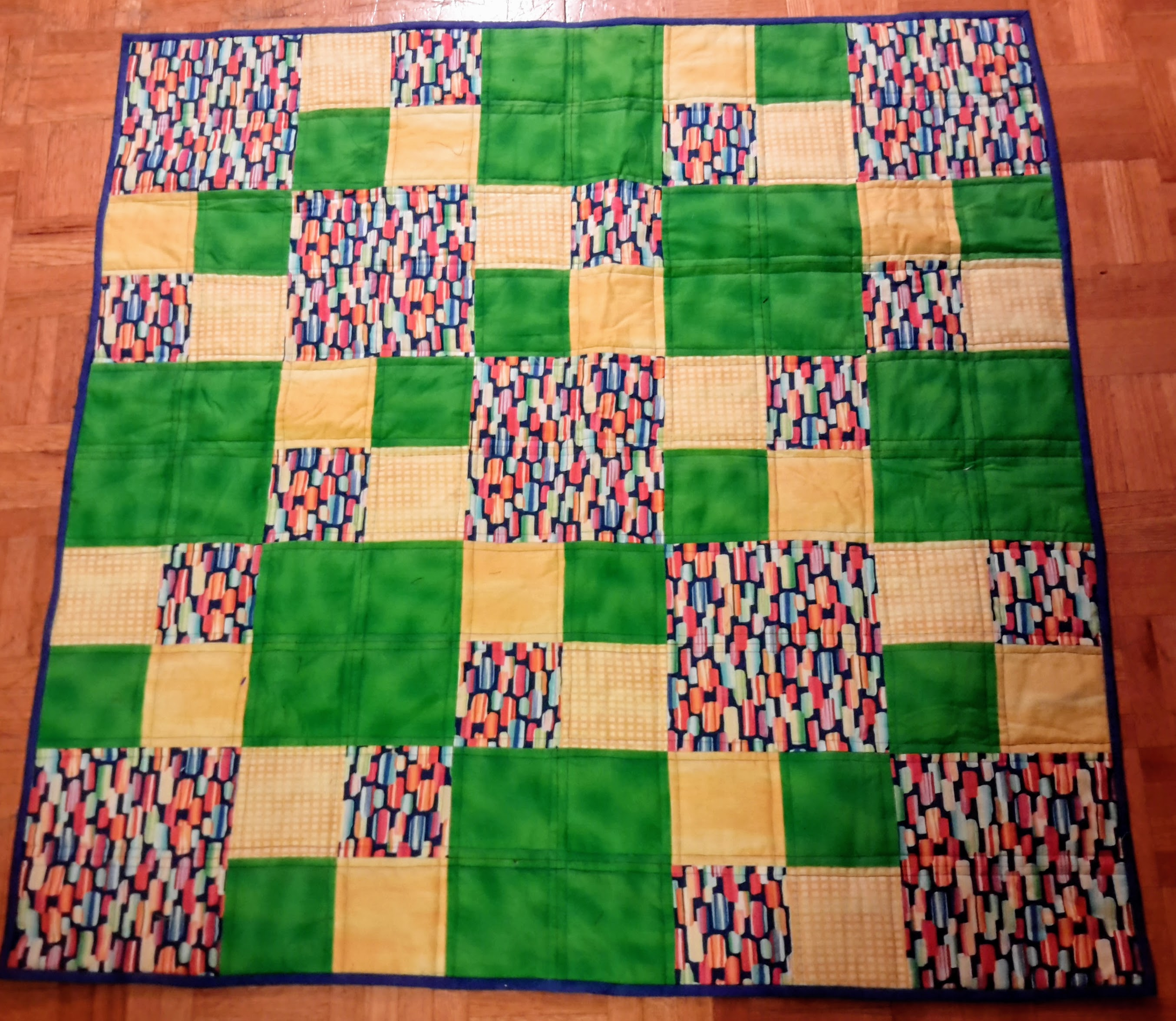 Twin Quilts