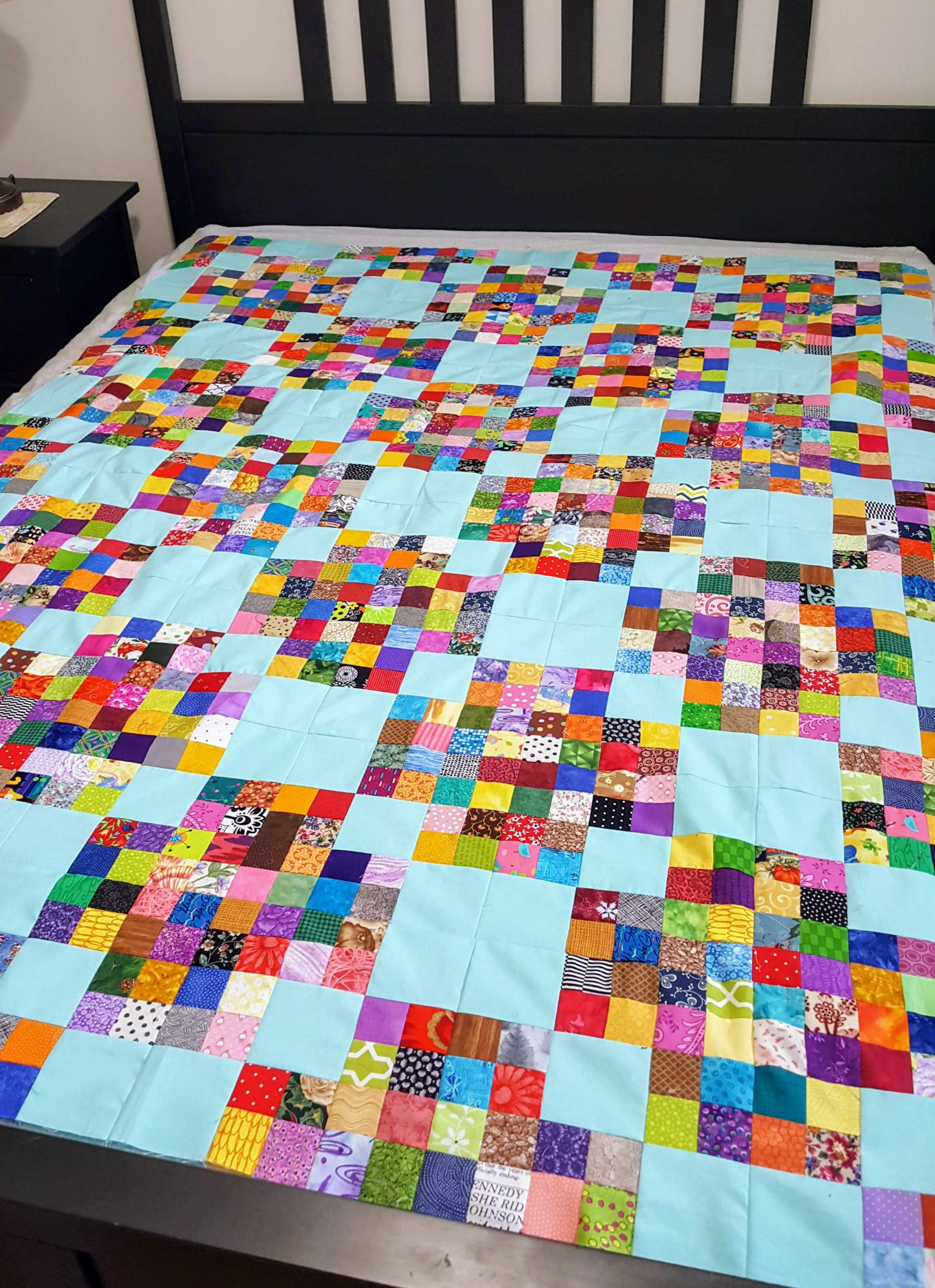 gathering quilt