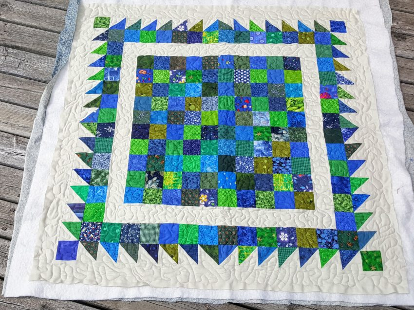 hundred hugs quilt