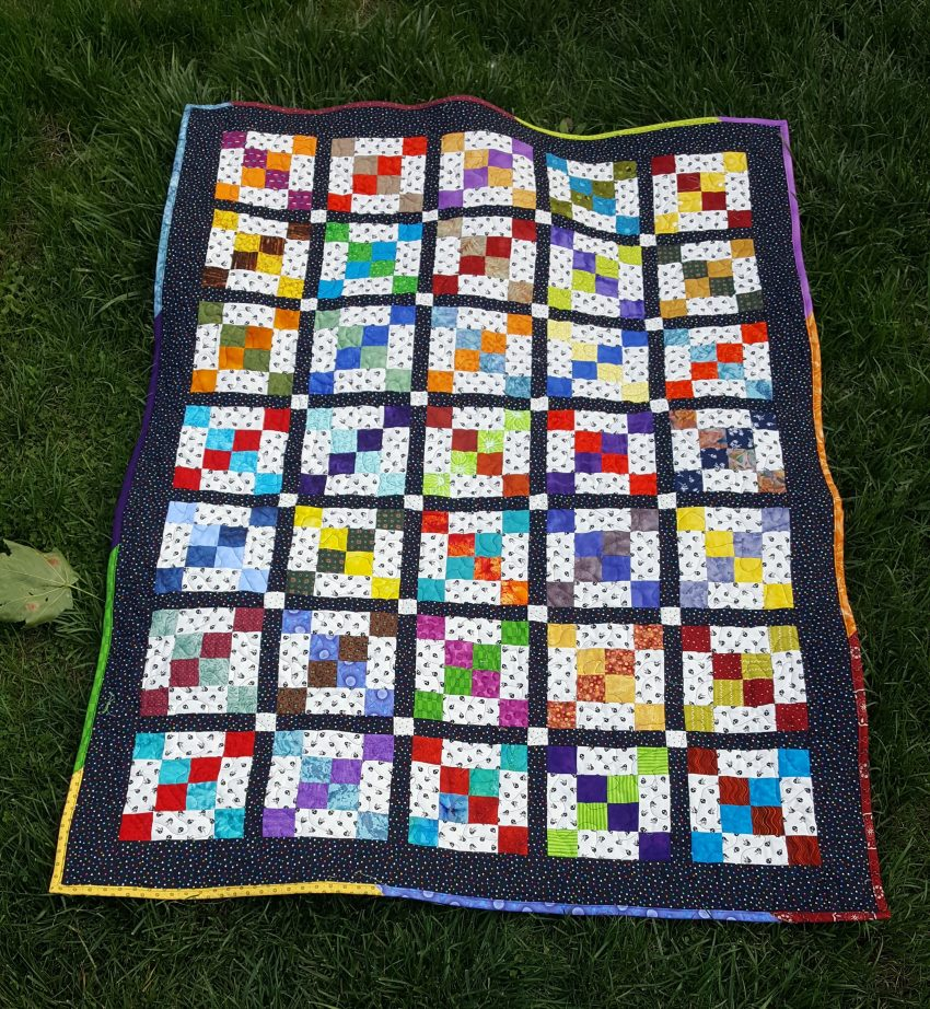 easy breezy block arrangment
