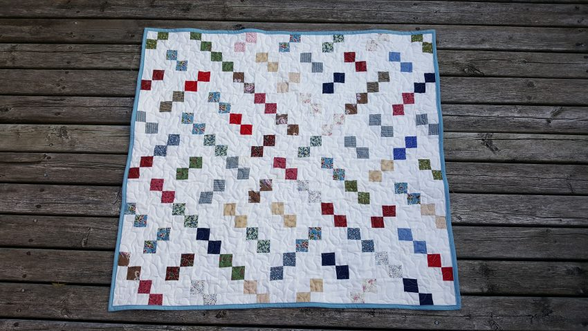 4 patch quilt from the Anne with an E TV Series